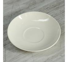 Блюдце D14 см Белое 1821366