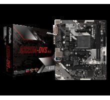 Asrock А320M-DVS Soc-AM4 AMD