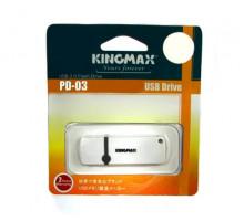 16Gb USB Kingmax U-Drive White