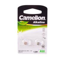 Батарейка Camelion AG0