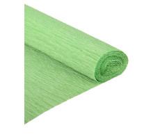 Бумага гофрированная 50см*250см зеленая 126536