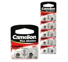 Батарейка Camelion AG01 часовая