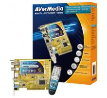 PCI-E TV/FM AVerMedia AVerTV Speedy