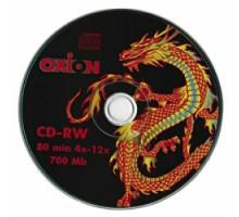 CD-RW Emterc 700Mb 80мин.,10x
