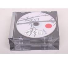 """DVD-RW Oxion  4.7Gb 4х """"Office проводник"""""""