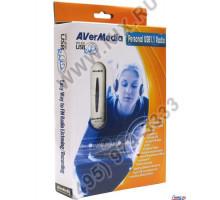 "AVerMedia ""AverUSB Radio MR800"" USB2.0 external re"