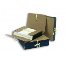 Короб архивный  откидная крышка 29,5*48*32,5