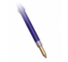 Стержень Стамм 107 мм синий СТ41 (евро) с ушками
