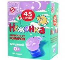 жидкость ФУМИТОКС НЕЖЕНКА для детей доп флакон от