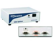 Разветвитель VGA 1 компьютер - 8 монитора Maxxtro