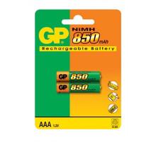 Аккумулятор GP 850mA R03