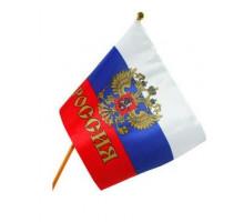 Флаг РФ 70*105см 21419