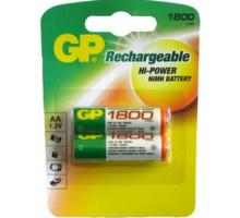 Аккумулятор GP 1800mA R6