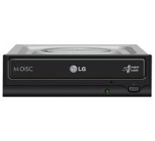 привод DVD-RW LG GH24NSD5 ЧЕРНЫЙ внутренний SATA