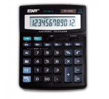 Калькулятор наст. СТАФФ 12раз. 150-120мм 2500428