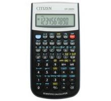 Калькулятор Citizen SR-260 12раз черный науч.