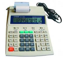 Калькулятор Citizen CX-123A (с термолентой)