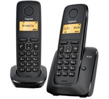 Радиотелефон Gigaset А120 2труб. в комплекте