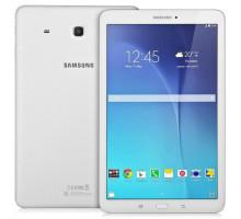 Планшет Samsung Tab E SM-Т561NZWASER 8GB 3G белый