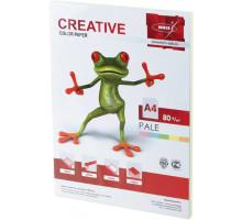Бумага CREATIVE Color А4 80г/м 100л 41881