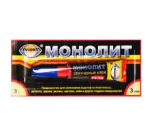 клей МОНОЛИТ 3гр 403-201 469-044