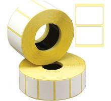 Этикетка термо 1шт.ЭКО 30*20 светостойкость 122067