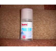 Набор BURO для очистки пластика, гель200мл+ салф.