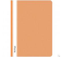 Скоросш пласт Berlingo А4 оранжевый 04116