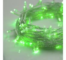 гирлянда нить 10м 8реж зеленая 3556801