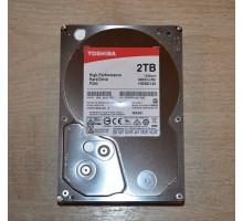 3.5'' Toshiba SATA-III 2Tb P300 7200rpm 64M