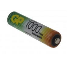 Аккумулятор GP R03 1000mA