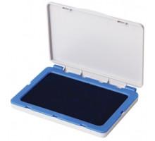 Подушка штампельная BRAUBERG 120*90 110*70 синяя 2