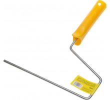 ручка для валика 6*240мм желтая