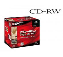 DVD-RW Emterc 4.7 Gb/120min/4x