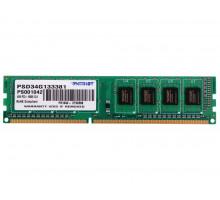 Память DDR3 4GB 1333MHz PC10600  PATRIOT CL9 (1097