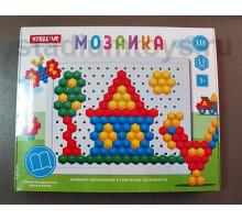 мозаика 13мм, 110 эл. 01036