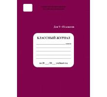 Журнал классный АrtSpace 5-9кл.