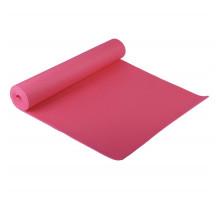 Коврик для йоги 173*61*0,4 цвет розовый 3098561