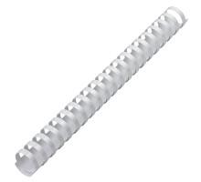 Пружины 16мм белые (100шт) д/сшивания 101-120л