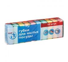 губка д/посуды PACLAN (10шт) 2333