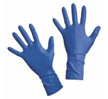 Перчатки ADM латакс. раз ХL синие