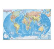 Карта наст. Мир.Полит.карта 122*79см