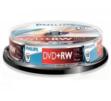 Philips DVD+RW 4.7GB 4x slim box