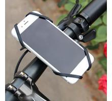 Велодержатель для телефона на резинке