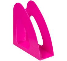 Лоток вертикальный BERLINGO Mega top розовый