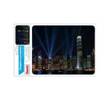 коврик BURO пластиковый, Гонконг BU-M80010