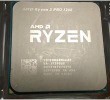 Процессор AMD Ryzen 3 1200 АМ4