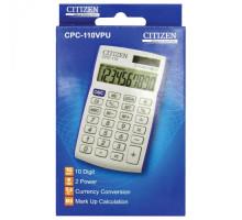 Калькулятор Citizen CPC-110WB 10 разр