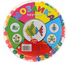 Мозайка  круглая, 150эл М-5657