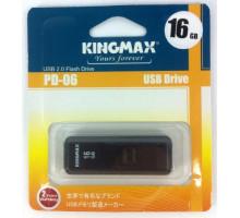 16Gb USB Kingmax PD-06 Black